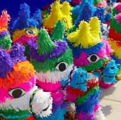 No Piñatas in the Bounce House