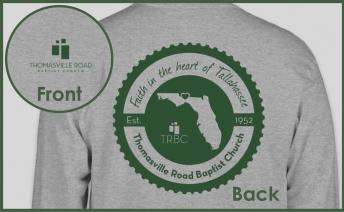 TRBC Long Sleeve T-shirts