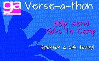 GA Verse-A-Thon